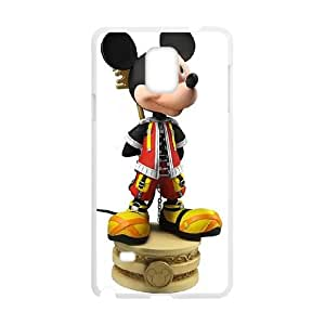 Samsung Galaxy Note 4 Cell Phone Case White Mickey Mouse RCX Generic Cell Phone Cases Clear