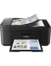 $179 » Canon PIXMA TR Series All-in-One Color Wireless Inkjet Printer for Home Office - Black - Print, Scan, Copy, Fax - Borderless Photo Printing - 4800 x 1200 dpi, Auto 2-Sided Printing