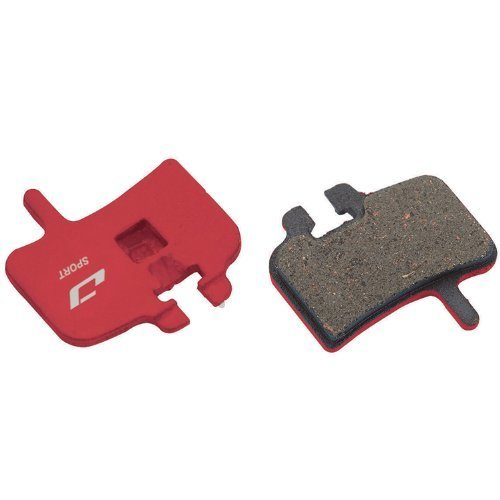 Jagwire Red Zone Disc Brake Pads for Hayes