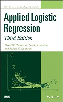 Applied Logistic Regression (Wiley Series in Probability and Statistics) by Wiley