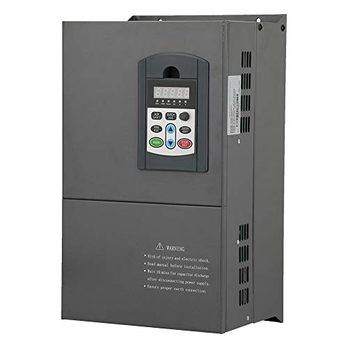 380V 45A Three-Phase Frequency Converter Simple PLC Operation SKI600A022G030P for Motors, Mixers, Pumps, Cranes, Conveyors, Air Compressors, Fans, CNC Machine ()