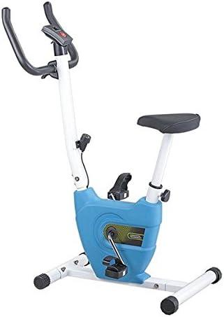 Deportium 0030120 Bicicleta Estática Basic 200, Blanco, S: Amazon.es: Deportes y aire libre
