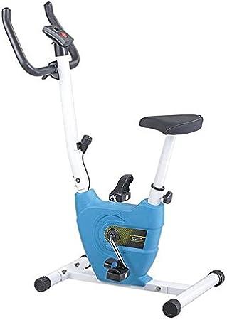 Deportium 0030120 Bicicleta Estática Basic 200, Blanco, S: Amazon ...