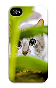 iPhone 4S CaseHunting In The Grass 3D Custom iPhone 4/4S Case Cover