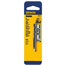 IRWIN HANSON 8 - 32 NC Tap and No. 29 Drill Bit Set, 80217