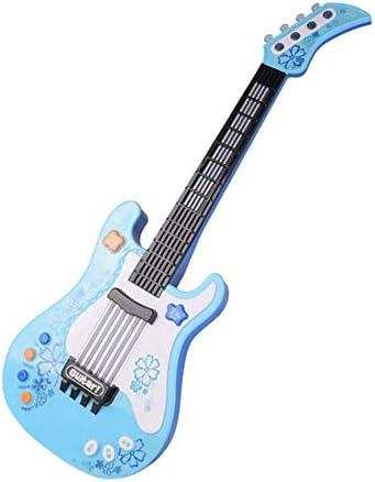 Silverdrew Simulación infantil Rock Guitarra electrónica Juguete ...