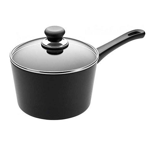 Scanpan Classic 3-Quart Covered Saucepan (Best Price Scanpan Cookware)