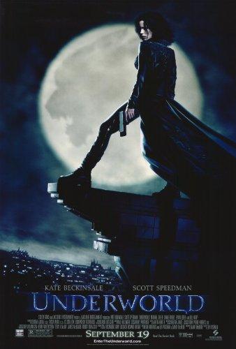 Underworld Poster Kate Beckinsale Scott Speedman Shane Brolly