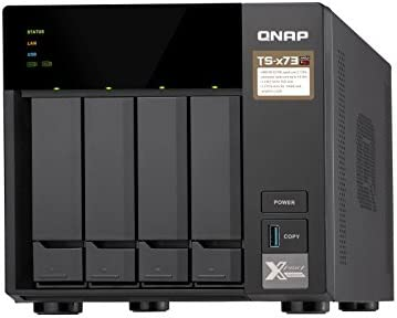 QNAP TS-473 Ethernet Torre Negro NAS - Unidad Raid (Unidad de ...