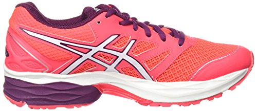 Asics 8 Purple Diva Rosa White Gel Pink Laufschuhe Damen Dark Pulse rP1rOFw