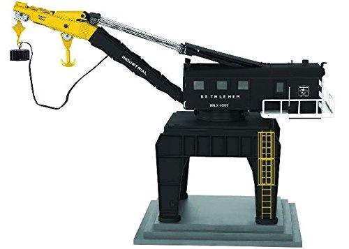 Lionel LNL682055 O Command Control Trackside Crane, -