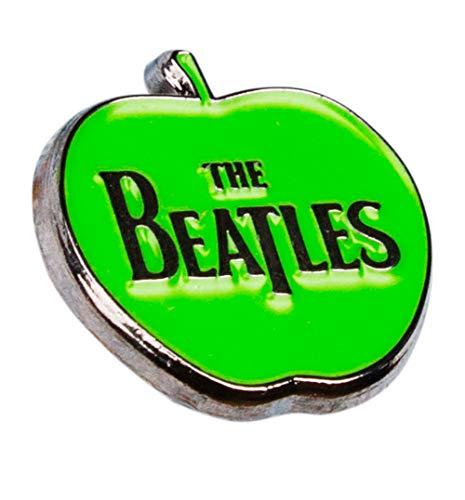 The Beatles Logo Apple Enamel Pin Badge