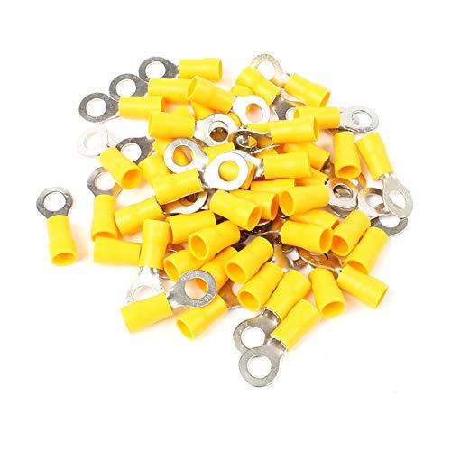 Etopar 100 X Heavy Duty Yellow 1/4