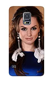 Appearance Snap-on Case Designed For Galaxy S5- Tori Black(best Gifts For Lovers) by lolosakes