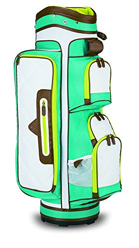 Callaway 2015 Up Town Golf Cart Bag White/Yellow