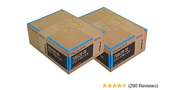 Presta bicycle cycle tire inner tubes 27 x 1 1//4