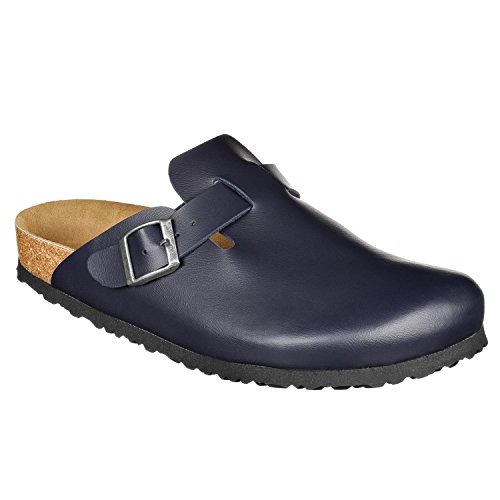 JOE N JOYCE Slippers Clogs Shoes Leatherette Regular - Mens and Womens