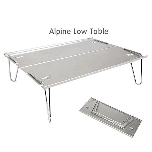 Multicolor Medium SN55UTA001 SnowLine Alpine Low Table