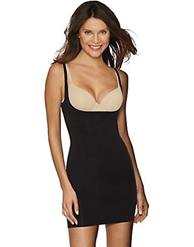 (Hanes Shaping Torset Slip (Medium, Black))