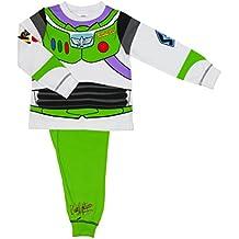 Disney Buzz Lightyear Glow In The Dark Pyjamas