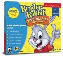 Reader Rabbit Kindergarten (Jewel Case) by Encore
