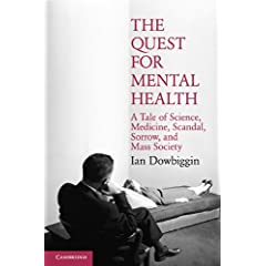 Learn more about the book, The Quest for Mental Health