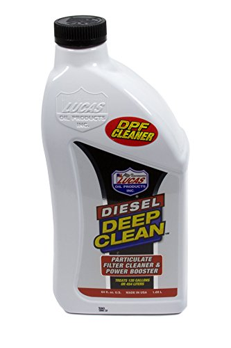 Lucas Oil Products LUC10873 Diesel Deep Clean Fuel Additive, 64 fl. oz, 1 Pack