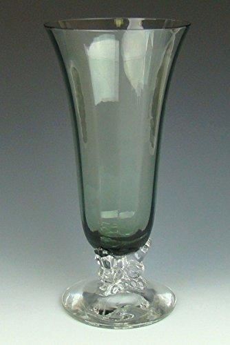 887 Fostoria #2470 RARE COLOR 9 1/2 Vase EXCELLENT