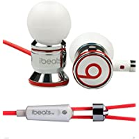 Beats by Dr. Dre iBeats In-Ear Headphones - White - Supplied with no Box