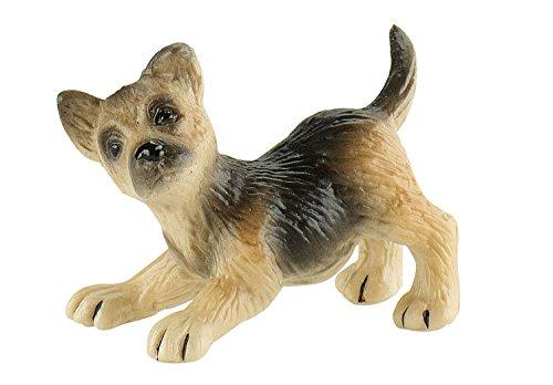 (Bullyland - Animal World Figure German Shepherd Puppy 5,5 cm )