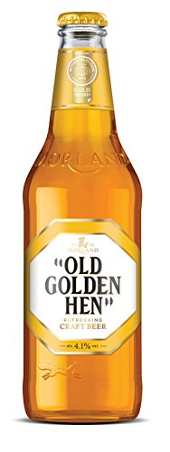 Old Golden Hen Beer, 500 ml, Case of 8