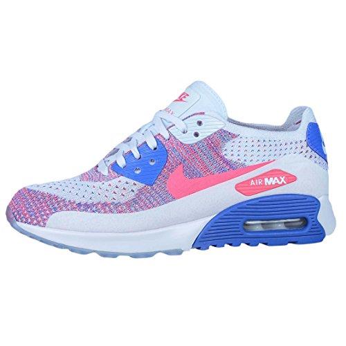 Nike - Scarpe chiuse Donna, bianco (bianco / rosa), 40