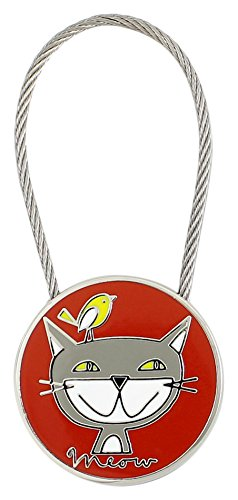 ACME Studios Inc Cats and Dogs Key Ring (KNW04KR) by ACME Studios Inc
