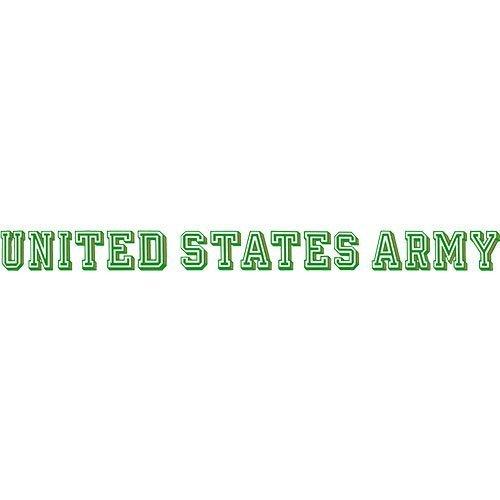 U.S. Army Clear Window Strip