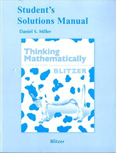 Students solutions manual for thinking mathematically 5th edition students solutions manual for thinking mathematically 5th edition 5th edition fandeluxe Choice Image
