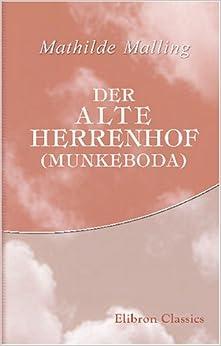 Der alte Herrenhof (Munkeboda)