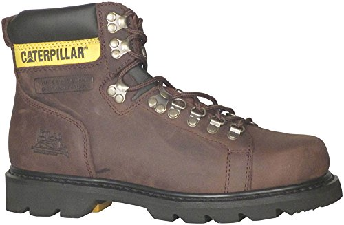 6 Caterpillar Chocolate Alaska Inch Mens qCp1waE