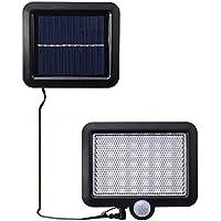 56 LED Outdoor Solar Light Flood Detection Security Lamp Motion Sensor Waterproof Light for Home, Garden, Yard, Garage…