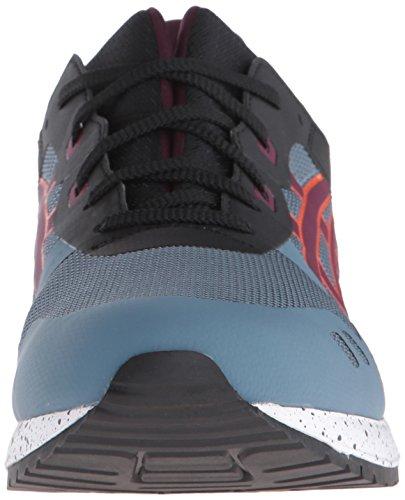 Asics Heren Gel-lyte Iii Ns Fashion Sneaker Blue Fata Morgana / Rioja Red