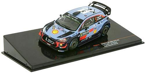 Ixo Hyundai i20 Thierry Neuville WRC Rally Schweden 2018 1:43