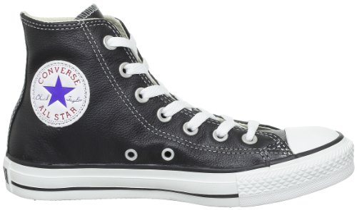 Converse Ct Core Lea Hi 236580-61-8 - Zapatillas unisex negro