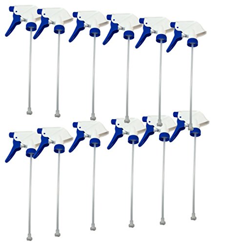 er Sprayer, Spray 3X Amount Per Stroke, Blue Low Fatigue Spray Trigger (High Output Trigger Sprayer)