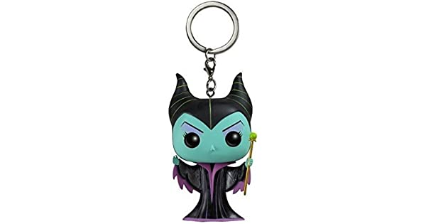Amazon.com: Funko POP Llavero: Disney – Maléfica (Classic ...