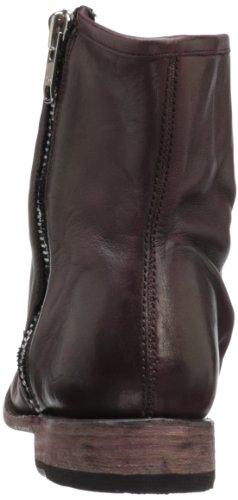 Women's Malcolm Boot Fluevog Burgundy Ankle Wash John qCE6w5PP