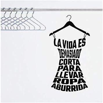 Oferta de ropa española apliques de vinilo pegatinas de pared ...