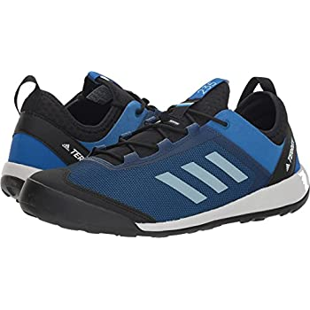 6625bc922b28c adidas outdoor Men's Terrex Swift Solo Blue Beauty/Grey One/Bright Blue  11.5 D US