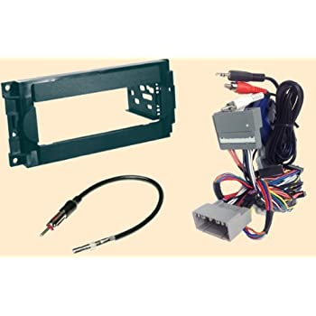 carxtc radio stereo install dash kit. Black Bedroom Furniture Sets. Home Design Ideas