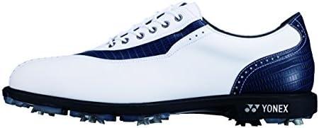 ゴルフシューズ パワークッション002 メンズ 防水6時間構造 鋲:champ社・新へリックス・ソフトスパイク