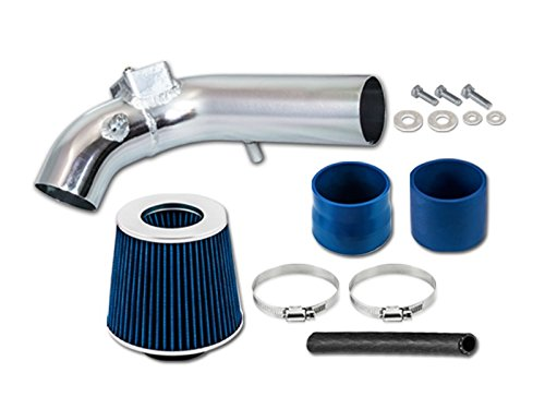 2009 Lancer Ralliart - R&L Racing BLUE AIR INTAKE KIT FOR MITSUBISHI 08-14 Lancer 2.0L / 2.4L L4 N/A (Will not fit Evo or Ralliart)