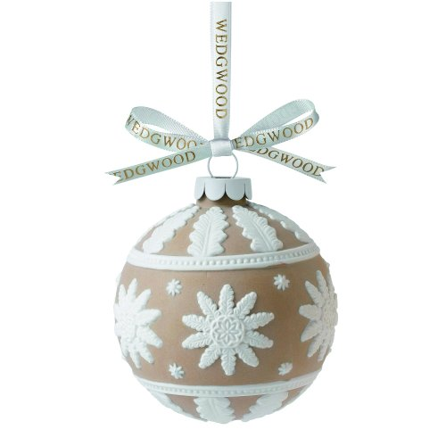 Wedgwood Christmas Tree Neoclassical Ball ()